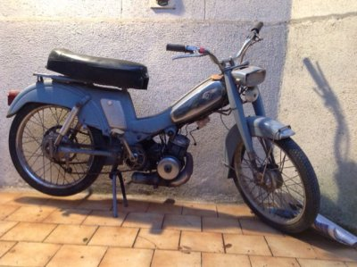 1969 av88 bleue as bought